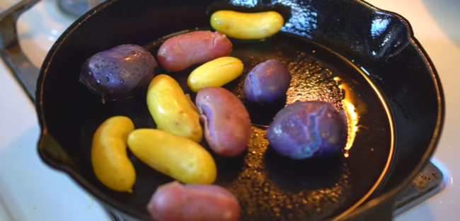 Как выбрать сорта картофеля