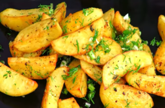 Новый сорт картофеля Сорентина с укропом