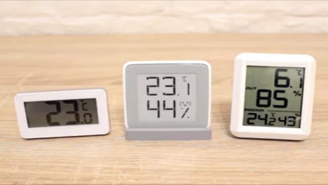 Термометр и гигрометр для увеличения удоя коров
