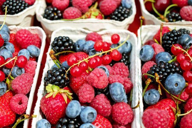 Хранение ягод